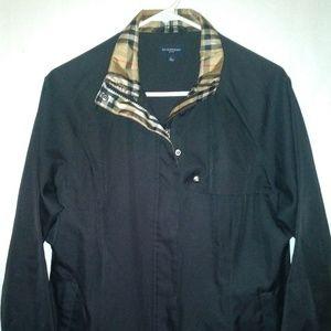 Burberry Golf Wind breaker jacket.